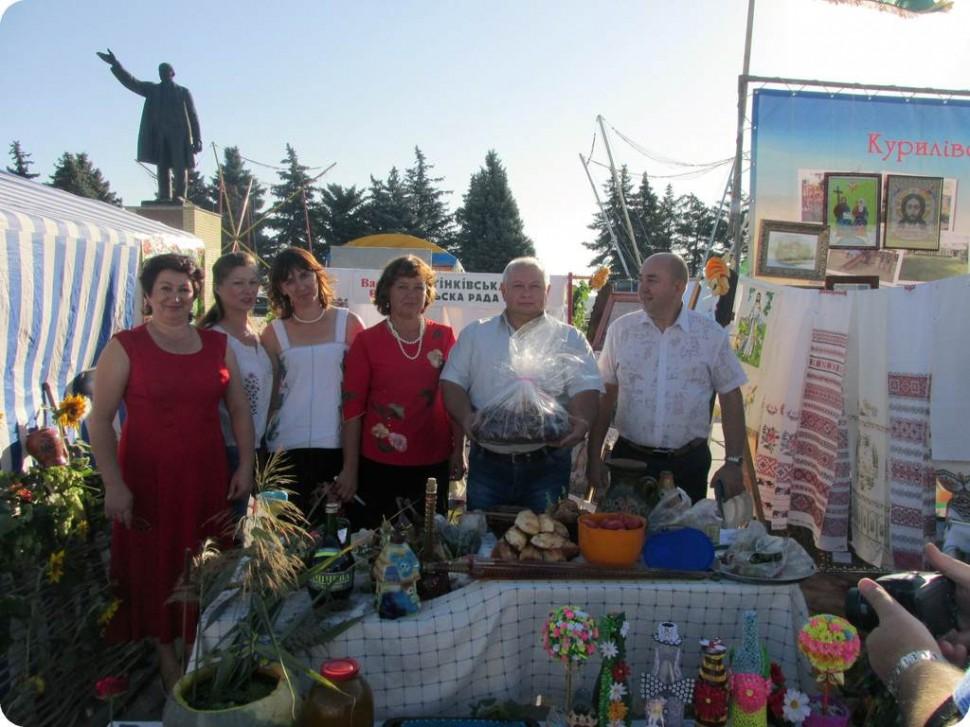 Альбом: Лісностінківська сільрада ярмаркує